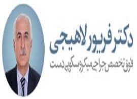 دکتر فریور لاهیجی